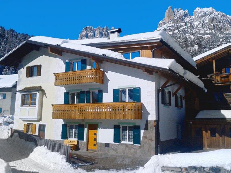 Ciasa Ramon & Bernhard - Dolomity/Jižní Tyrolsko - Itálie, Pera di Fassa - Lyžařské zájezdy