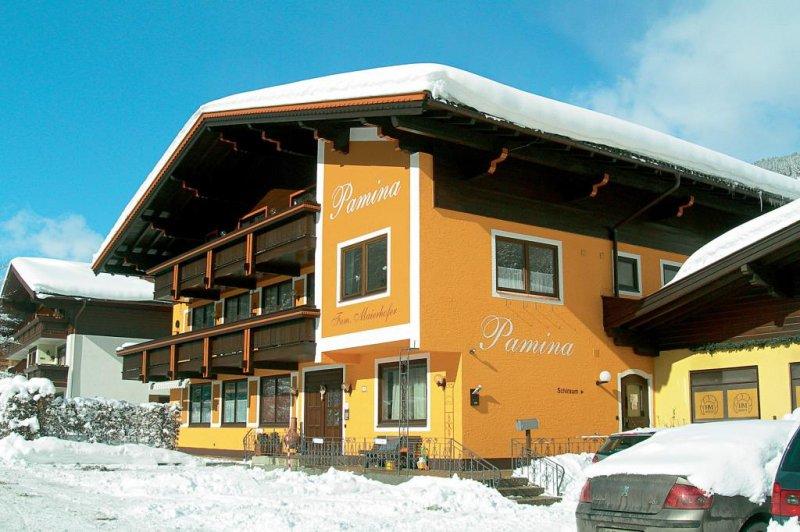 Apartmány Pamina - Salcbursko - Rakousko, Viehhofen - Lyžařské zájezdy