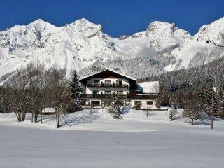 Penzion Sonnenhügel - Štýrsko - Rakousko, Ramsau - Lyžařské zájezdy