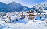 Rakousko, Hotel Krimmlerfälle