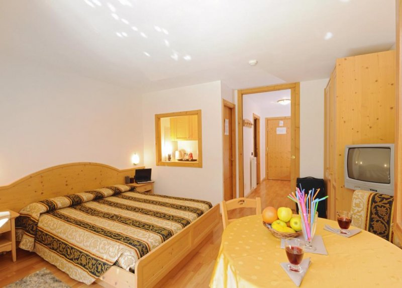 Aparthotel Princess - Dolomity/Jižní Tyrolsko - Itálie, Penia di Canazei - Lyžařské zájezdy