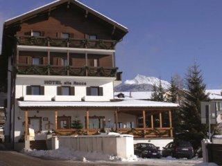 Hotel Alla Rocca - Dolomity/Jižní Tyrolsko - Itálie, Varena - Lyžařské zájezdy