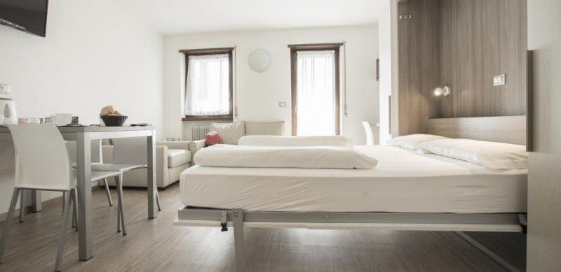 Aparthotel Des Alpes - Dolomity/Jižní Tyrolsko - Itálie, Cavalese - Ubytování