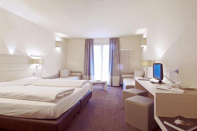 Hotel Le Blanc - Dolomity/Jižní Tyrolsko - Itálie, Vason/Monte Bondone - Lyžařské zájezdy