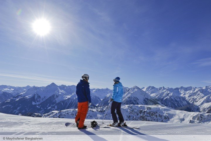 Penzion Alpenrose - Salcbursko - Rakousko, Kaprun - Lyžařské zájezdy
