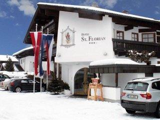 Hotel St. Florian - Salcbursko - Rakousko, Kaprun - Lyžařské zájezdy