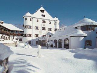 Family Hotel Schloss Rosenegg - Tyrolsko - Rakousko, Fieberbrunn - Lyžařské zájezdy