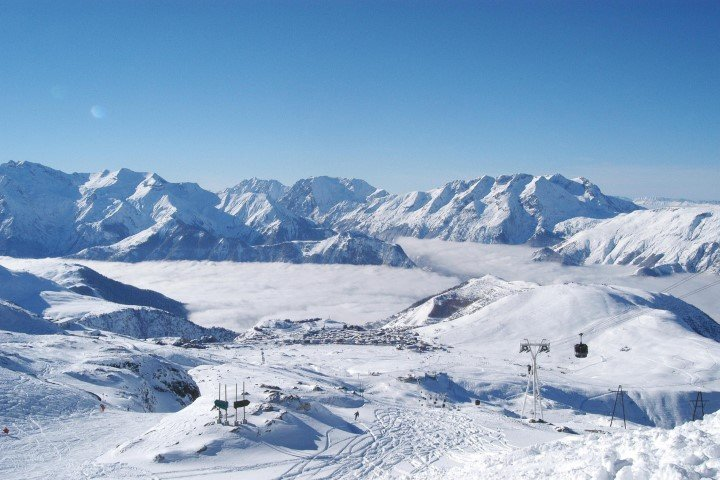 Chalets de la Ramoure - Savojsko - Francie, Valfréjus - Lyžařské zájezdy