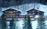 Švýcarsko, Hotel Bänklialp