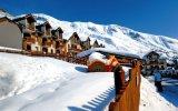 Lyžařské zájezdy, Résidence l'Ouillon