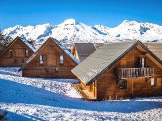 Les Flocons du Soleil - Vysoké Alpy - Francie, La Joue du Loup - Lyžařské zájezdy