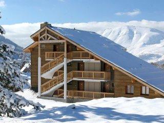La Crête du Berger - Vysoké Alpy - Francie, La Joue du Loup - Lyžařské zájezdy