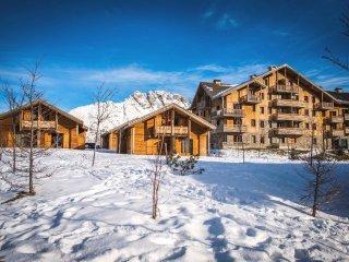 Le Hameau du Puy - Vysoké Alpy - Francie, SuperDévoluy - Lyžařské zájezdy