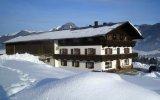 Lyžařské zájezdy, Rakousko, Apartmán Zasserl