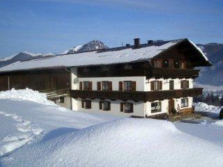Apartmán Zasserl - Tyrolsko - Rakousko, Kössen - Lyžařské zájezdy