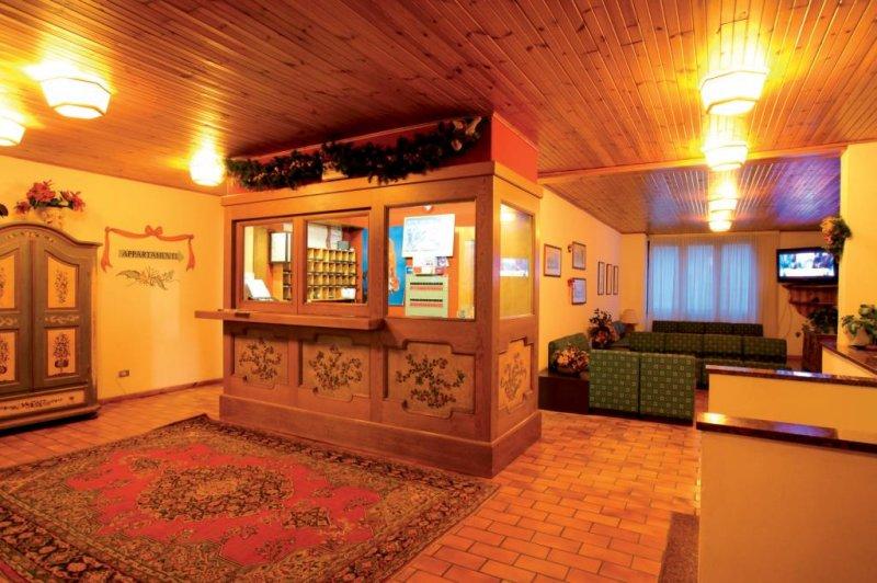 Residence Alaska - Dolomity/Jižní Tyrolsko - Itálie, Folgaria - Lyžařské zájezdy