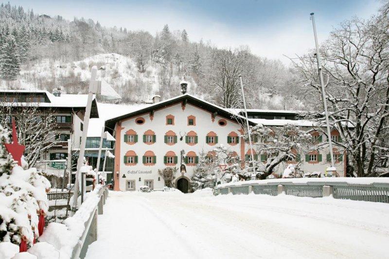 Hotel Lukashansl - Salcbursko - Rakousko, Bruck an der Glocknerstrasse - Lyžařské zájezdy