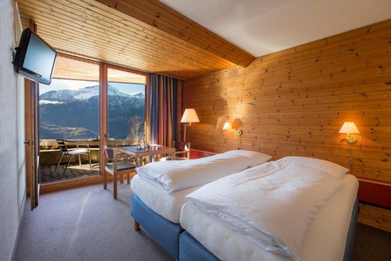 Das Hotel Panorama - Berner Oberland - Švýcarsko, Hasliberg - Lyžařské zájezdy