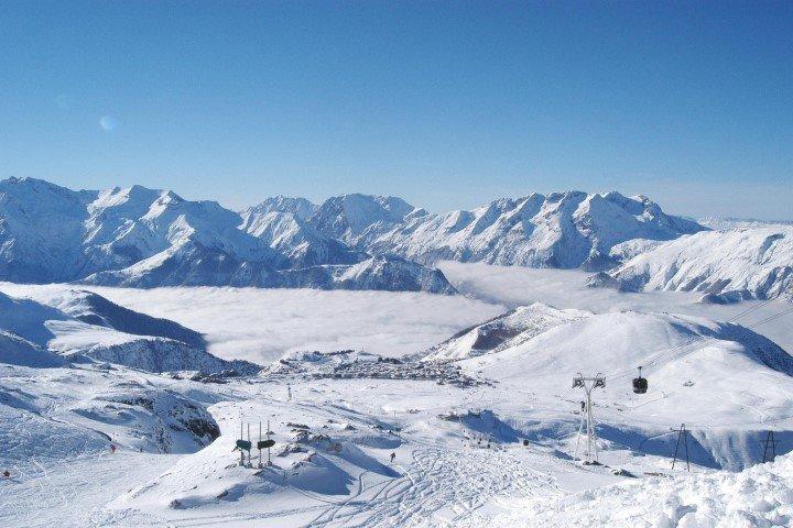 Chalet Erika - Isère - Francie, Les 2 Alpes - Lyžařské zájezdy