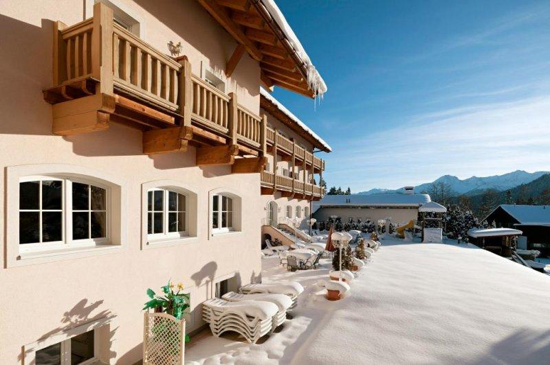 Waldhotel Seefeld - Innsbruck - Rakousko, Seefeld - Lyžařské zájezdy