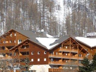 Résidence Les Chalets du Verdon - Provensálské Alpy - Francie, Val d'Allos - Lyžařské zájezdy