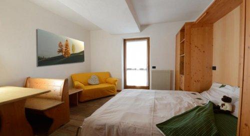 Rezidence Miramonti  - Daiano - Val di Fiemme - Itálie, Daiano - Ubytování