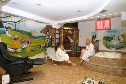 Hotel Zanon  - Ziano di Fiemme - Val di Fiemme - Itálie, Ziano di Fiemme - Ubytování
