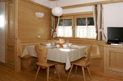 Rezidence Sas De Pelf - Zoldo - Civetta - Itálie, Zoldo - Ubytování
