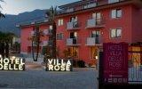 Ubytování , Hotel Villa Delle Rose- Arco