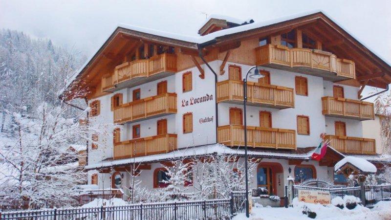 La Locanda - Dolomity/Jižní Tyrolsko - Itálie, Pinzolo - Lyžařské zájezdy
