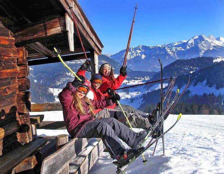 Ferienhaus Grabenbauer - Salcbursko - Rakousko, Flachau - Lyžařské zájezdy