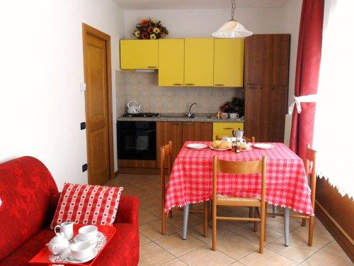 Rezidence Arnica 1 a 2 - Celledizzo - Val di Pejo - Itálie, Celledizzo - Ubytování