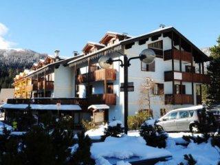 Clubrezidence Relais - San Martino di Castrozza - Dolomity - Itálie, San Martino di Castrozza - Ubytování