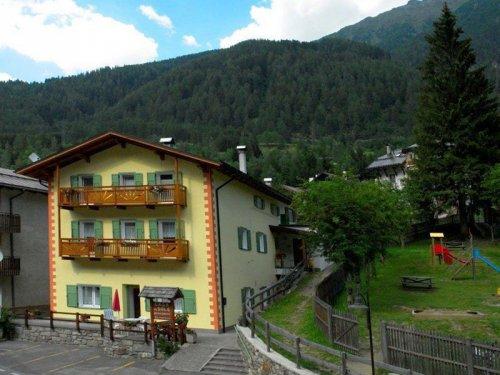 Casa al Sole - Cogolo - Val di Pejo - Itálie, Cogolo di Pejo - Ubytování