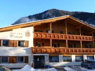Chalet Hotel Diamant - Jižní Tyrolsko - Itálie, San Martino in Badia - Lyžařské zájezdy