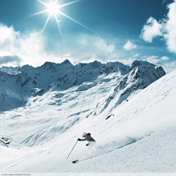 Peaks Place - Graubünden - Švýcarsko, Flims Laax Falera - Lyžařské zájezdy