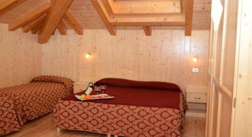 Hotel Corona - Carano - Val di Fiemme - Itálie, Carano - Ubytování