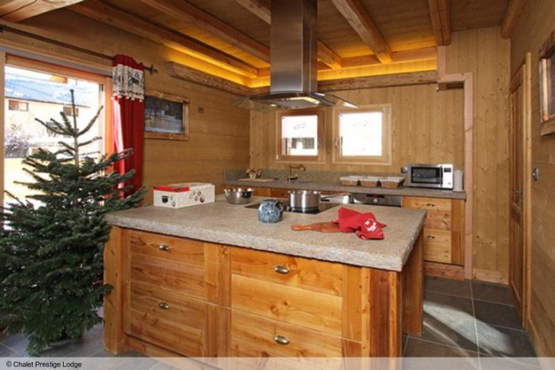 Chalet Le Loup Lodge - Isère - Francie, Les 2 Alpes - Lyžařské zájezdy