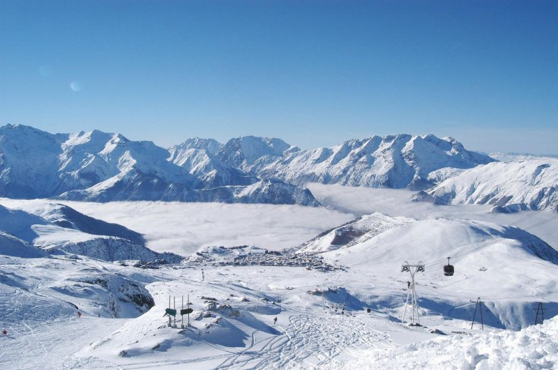 Résidence Le Golf - Savojsko - Francie, Méribel - Lyžařské zájezdy