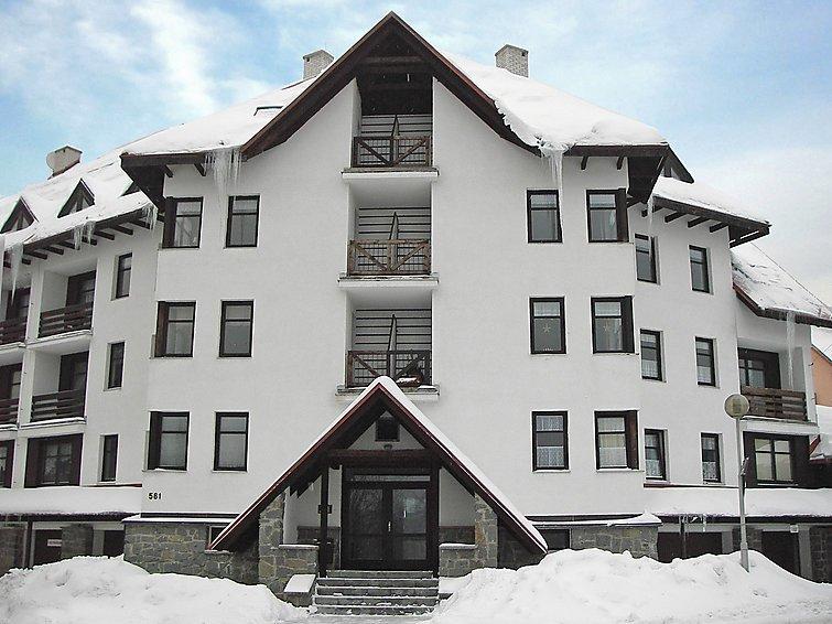 Harrachov - Rekreační dům - Česká republika, Harrachov - Krkonoše - Česká republika, Harrachov - Ubytování