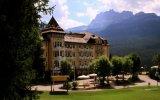 Zájezdy, Miramonti Majestic Grand Hotel  - Cortina d´Ampezzo
