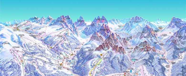 Alta Pusteria - Sextner Dolomiten