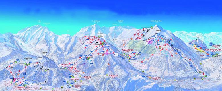 Ski Juwel - Alpbachtal / Wildschönau